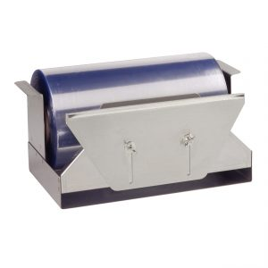 "Miler 18"" Stainless Steel SpeedWrap Dispenser"