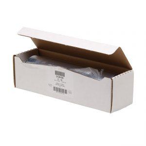 """E15 Perforated Cling Wrap E151212 - 12"""" x 12"""" PVC Cling Film E15 Dispenser Box 1,600 Sheets"""
