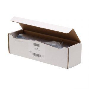 """Perforated Wrap E151414 - 14"""" x 14"""" PVC Cling Film E15 Dispenser Box 1,200 Sheets"""