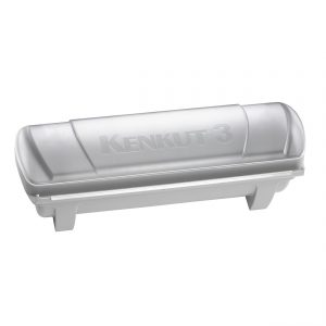 """Dispenser Wrap 6033180 - KenKut Dispenser For 12"""" to 18"""" x 3,000 Ft Rolls Dispenses Rolls Film and Foil Wrap"""