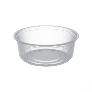 MicroLite 8oz Clear Cup