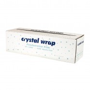 """CrystalWrap 18"""" x 2M Cutterbox"""