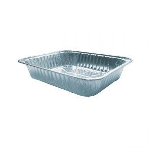 AnchorFoil Steam Table Half Pan, Deep